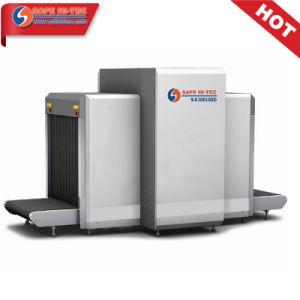 Segurança Dual-View Sistema de Inspeção de raios X Introscope Scanner para  carga de detecção b38c741aab