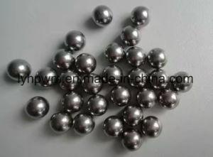 Yg6X de Malende die Bal van het Carbide van het Wolfram van de Oppervlakte van de Spiegel in Elektronika wordt gebruikt