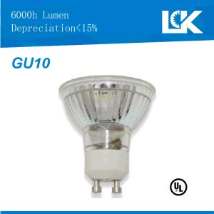 CRI90 4W 350lm GU10 LED Glühlampe