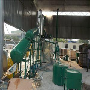 Alto rendimiento y alta viscosidad de la planta de destilación de aceites usados multifunción de la máquina de reciclaje de aceite Mobil