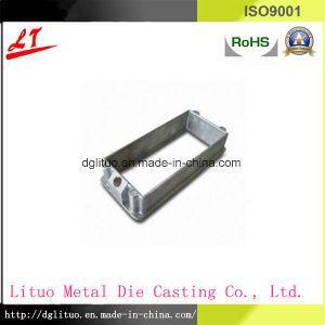 El aluminio moldeado a presión para Nev piezas con el polvo de hornear