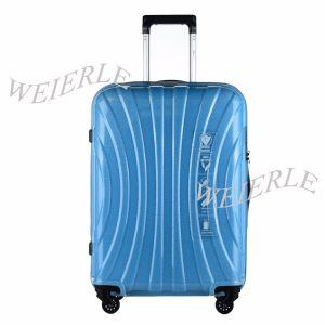 2017 Venta caliente Nuevo Diseño PC Trolley maletas