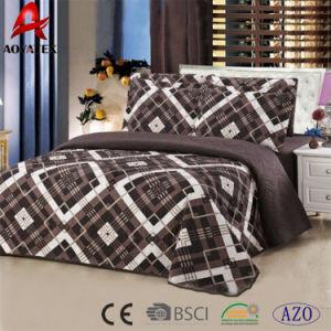 枕によって一致するMicrofiberポリエステルPansonicのクイーンサイズのキルト