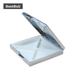 Сублимация Bestsub квадратных цинк сплав таблетки (BYH02)