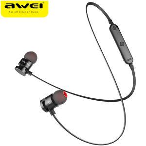 Новейшие Awei T11 беспроводные наушники Bluetooth Fone де Ouvido наушников с шейным ободом Ecouteur Auriculares телефона Bluetooth версии 4.2