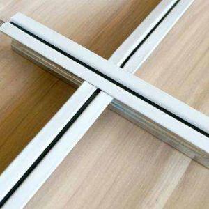 Falso T-Grid para a estrutura do teto, Teto Sistema de perfil