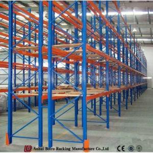 Cremagliera selettiva della mensola del pallet dei rifornimenti di memoria d'acciaio industriale del magazzino