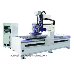 Atv forte estrutura Função combinada Máquina Madeira Centro de maquinagem CNC