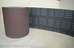 X重量の布か焼される酸化アルミニウムの折り返しディスクか研磨布によってKx865