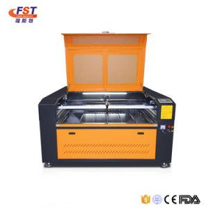 1390 Acrílico madera papel tela Non-Metal Cuttingmachine láser de CO2 fabricado en China