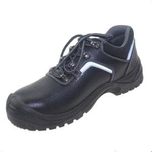 Los hombres la fabricación de Fábrica de Calzado de Seguridad Industrial