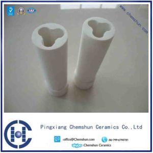 La Cina Supplier Ceramic Portare-resistente Tube Linings con Costo-efficace