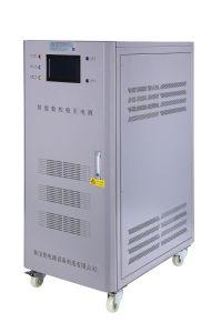 SBW 3段階のコラムのタイプ補償力の電圧安定器120kVA 100kVA 150kVAまたはカスタマイズされる