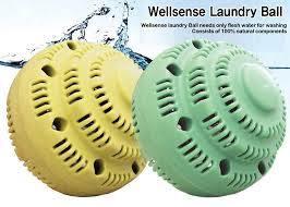 Wellsense Bola de lavandería