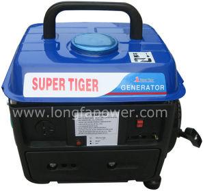Tigre Super Mini tipo 950, 550W de potencia del generador de gasolina pequeño