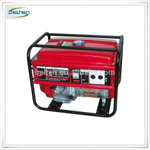 6kw 15HP Gasoline Generator Air Cooled Kde6500t Generator