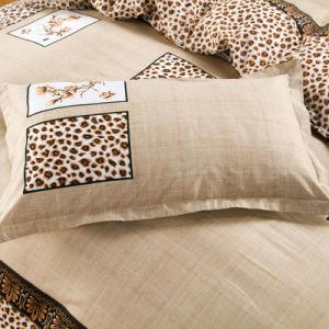 価格のDaron安いポリエステルは寝具の羽毛布団カバーシーツを印刷した