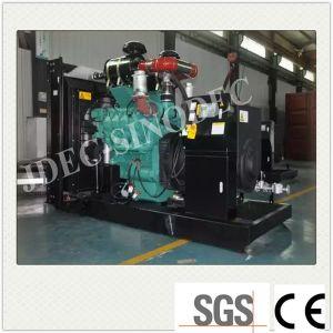Déchets de haute efficacité à l'énergie de groupe électrogène (100kw)