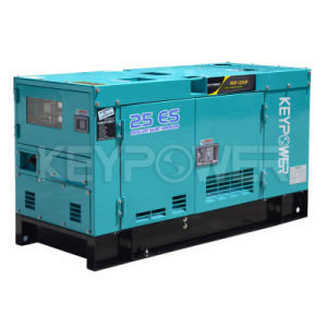 Generatore portatile di Keypower, a diesel, motore di Fawed