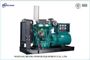 Top Rank generador de gas natural con la aprobación de la SGS
