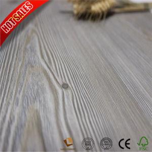 Superficie de la textura del suelo laminado de planchas de 12mm 11mm