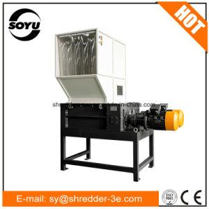 Используются промышленные шредеры/промышленных отходов для шинковки