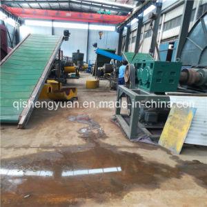 Los residuos Reciclaje de llantas y planta de reprocesamiento