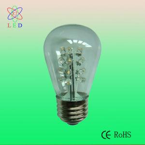 El LED C9 Árbol Navideños Luz LED E17 C9 Lámparas facetadas