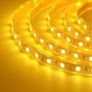 Cinta SMD RGB de 12V 5050 tira de LED Flexible cuerda/luz decorativa para vacaciones
