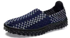 Le Tricot tissé occasionnel des chaussures pour hommes et femmes (473)