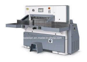 El doble papel de la máquina guillotina hidráulica