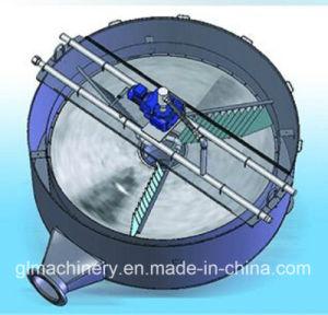 Glf740 Filtre gravitaire à filtre de la Gravitation l'eau blanche de récupération de fibres de la gravité de la crépine