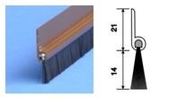 Нижнее уплотнение двери DIY продукты Gf-574811