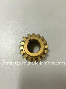 기계로 가공 CNC 도는 구리 청동색 작은 금관 악기 장치
