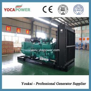Wassergekühlter Dieselgenerator Generator-Set-Cummins- Engine800kw/1000kva