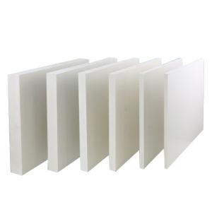 Produto de plástico de qualidade superior da folha de PVC para sinal de Publicidade