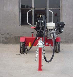 ログのディバイダーの木製の働く機械