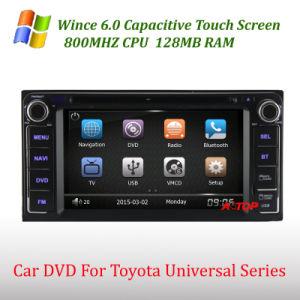 Toyota Corolla Vios Camry RAV4를 위한 차 DVD Player