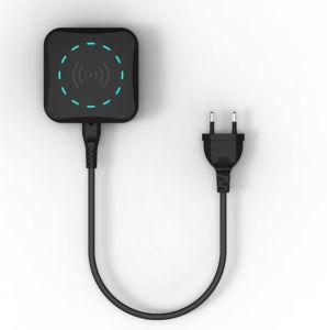 Новые товары! Четыре порта USB мобильного телефона ци 1.2 автомобильное зарядное устройство беспроводной связи
