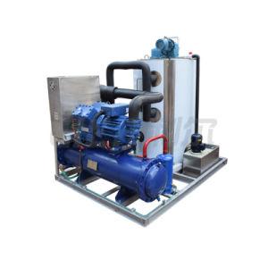De Machine van het Ijs van de Vlok van het zeewater aan boord van het Maken van het Ijs de Maker van het Ijs van de Vlok van de Apparatuur SS316