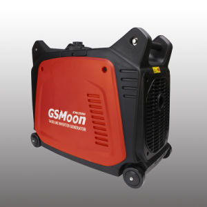 Potência nominal do gerador Pertol 3.0Kw com arranque eléctrico para escolher