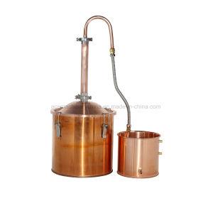Strumentazione di distillazione personalizzata di Lcohol, strumentazione di distillazione