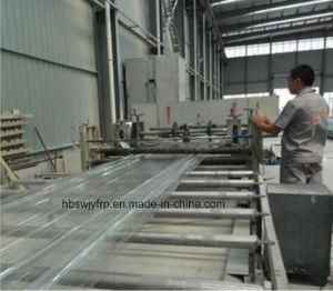 Prf Feuille de toit anticorrosion Making Machine