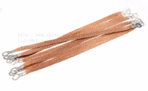 De aangepaste Vlakke Ingeblikte Flexibele Schakelaars van de Gevlechte Draad van het Koper
