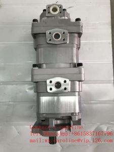 Heiße ~Komatsu D475A Planierraupen-hydraulisch-Pumpe Ass'y für Fertigung Soem KOMATSU zerteilt 705-52-30810