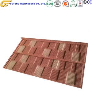 La tuile de toit les matériaux de construction Les matériaux de toiture tôle de toit de tuiles de pierre