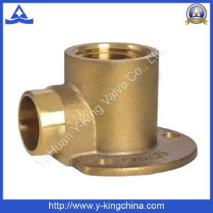 El racor de latón de alta calidad con color bronce Natural (YD-6022)