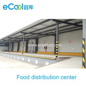 Kundenspezifische Kaltlagerung für Landwirtschafts-Produkt-Geschäftsmärkte