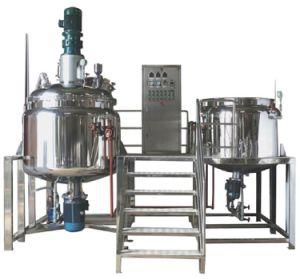 Vuoto Emulsifying Mixer per Plastic & Rubber