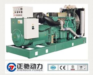 Type silenzioso 325kVA New Design Diesel Generator Powered da Cummins
